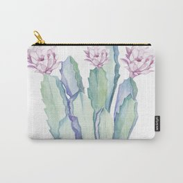 Cactus in Love Carry-All Pouch
