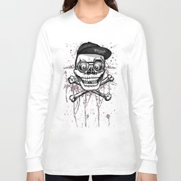 City of despair and good fortune Long Sleeve T-shirt