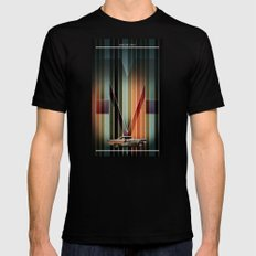 MERCURY JT450 Mens Fitted Tee Black SMALL