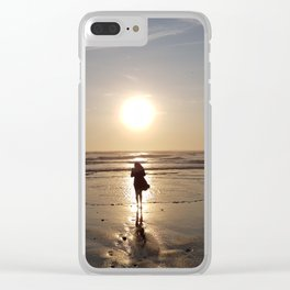 I am going to miss you. Clear iPhone Case