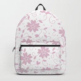 Five Petals Flowers 5 Backpack