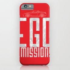 Tesla - Ego Emissions iPhone 6s Slim Case