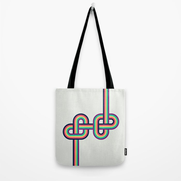 Twists and Knots #2 Tote Bag