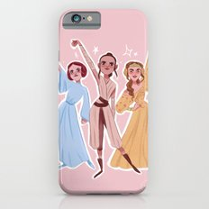 Work! (The Schuywalkers) iPhone 6s Slim Case