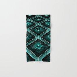 AzTECH Temple Hand & Bath Towel