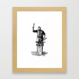 Blacksmith Framed Art Print