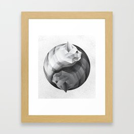 Catyang Framed Art Print