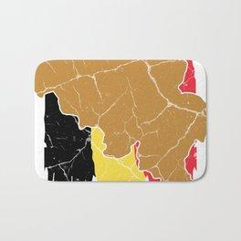 Belgium gift Brussels Belgian Flemish Bath Mat
