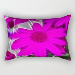 Senetti Daisy Rectangular Pillow