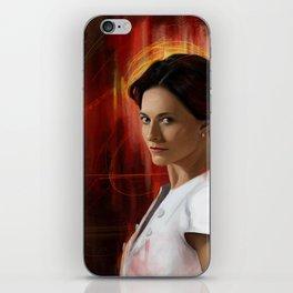Irene Adler iPhone Skin