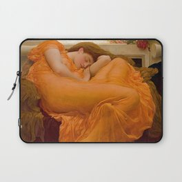 FLAMING JUNE - FREDERIC LEIGHTON Laptop Sleeve