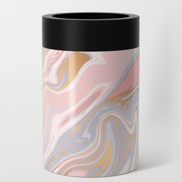 Marble and Gold 005 Can Cooler