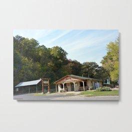 Hanging Rock & Peavine Hollow Series, No. 10 Metal Print