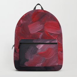 Red Petals Backpack