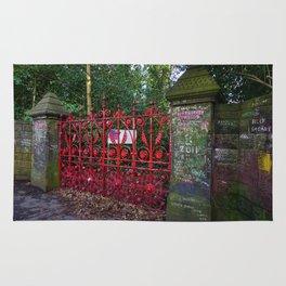 Strawberry Fields Forever Rug