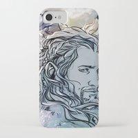 fili iPhone & iPod Cases featuring The Hobbit - Fili by lorna-ka