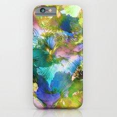 Hibiscus Trumpets #2 Slim Case iPhone 6s
