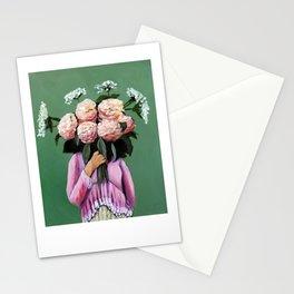 Posy & Lace Stationery Cards