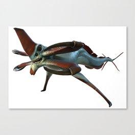 Reaper Leviathan Canvas Print
