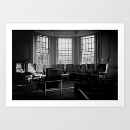 Group Therapy? Art Print