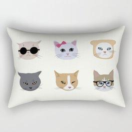 Cool cats Rectangular Pillow