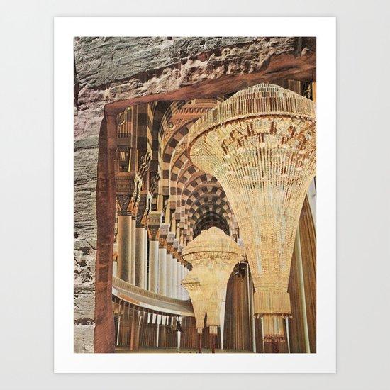 GEM SPA Art Print