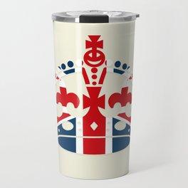 British Coronation Travel Mug