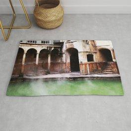 Roman Baths Rug