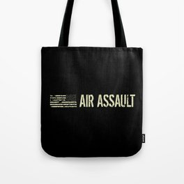 Black Flag: Air Assault Tote Bag