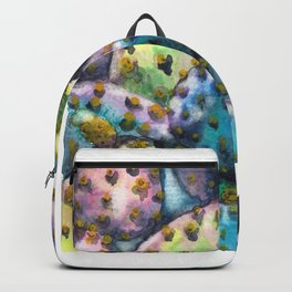 Rainbow Succulents Backpack