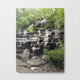 Isaqueena Falls Metal Print