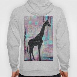 majestic series: giraffe 592 Hoody