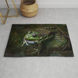 Frog Floating Rug