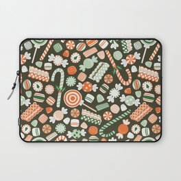 Christmas Candy Laptop Sleeve