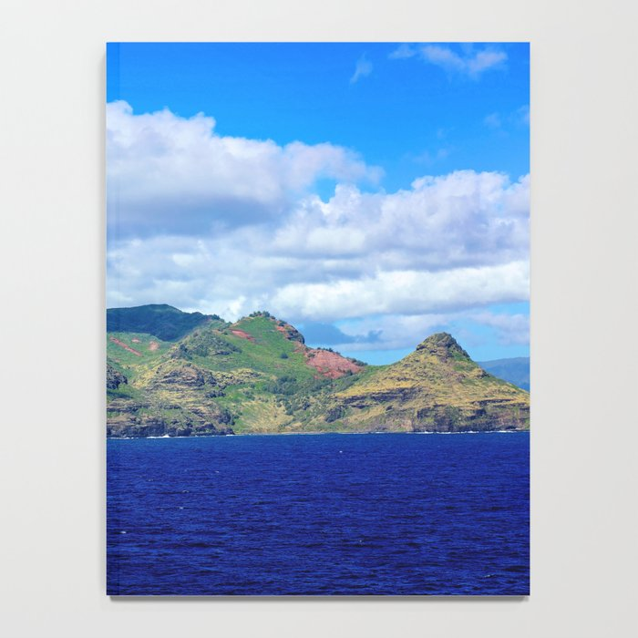 Kauai's Bright Welcome Notebook