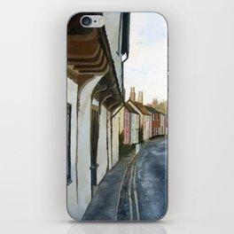 Barn Lane iPhone Skin