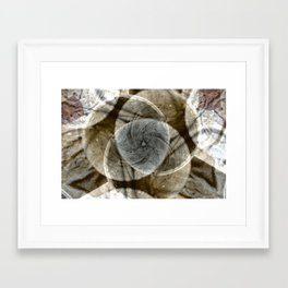 Nuclear Fusion Framed Art Print