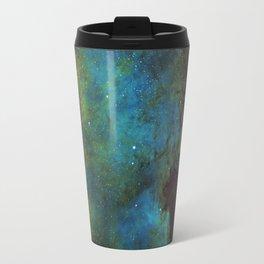 North American and Pelican Nebula Travel Mug