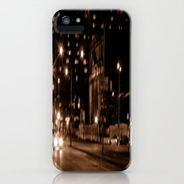 Montreal Nights iPhone Case