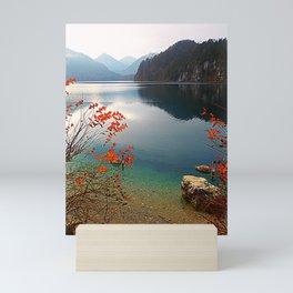 Alpsee Mini Art Print