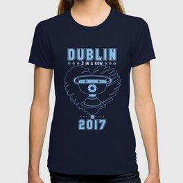 All Ireland Football Champions - Dublin (Navy/Blue) T-shirt