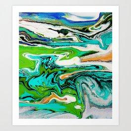 zing Art Print