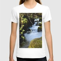 river T-shirts featuring River by W.B Photography