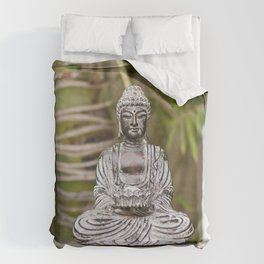 The sanctuary Duvet Cover