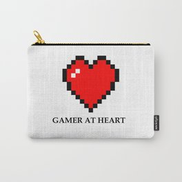 Gamer at heart Carry-All Pouch