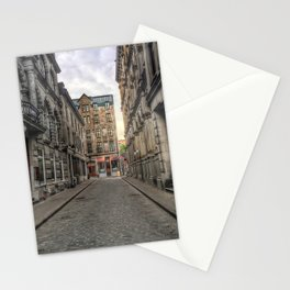 Empty Old Montreal Stationery Cards