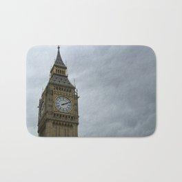 Elizabeth Tower (Big Ben Clock Tower) Bath Mat