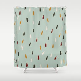Inkanyamba Shower Curtain