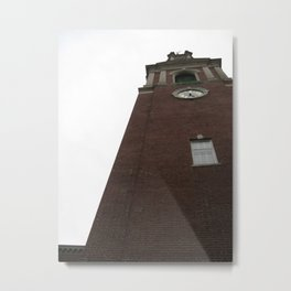 Height Metal Print