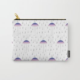 Don't Let the Rain Beat You Down 2 Carry-All Pouch
